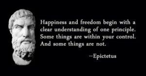 Picture of Epictetus