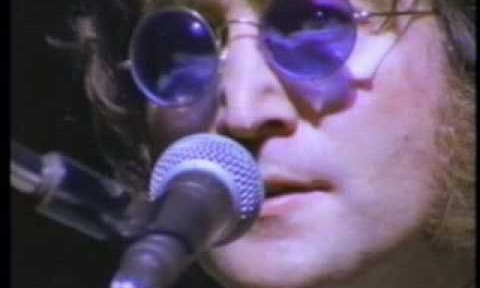 John Lennon shot on 1980 Decemer 08